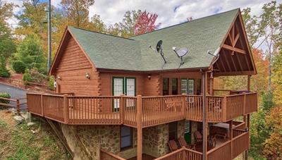 Sevierville Single Family Home For Sale: 1455 Mountain Dreams Way