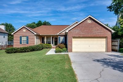 Knoxville Single Family Home For Sale: 9909 Locklear Way