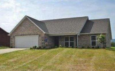 Maryville Single Family Home For Sale: Hunter Crest Rd Lot 10