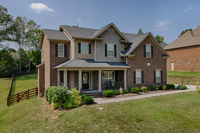 Knoxville Single Family Home For Sale: 311 Cashmere Lane