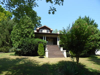 Knoxville Single Family Home For Sale: 2421 Highland Drive