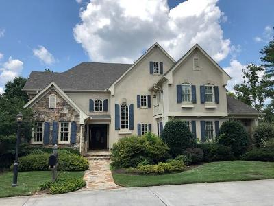 Knoxville Single Family Home For Sale: 6307 Waters Edge Lane