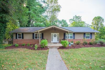 Knoxville Single Family Home For Sale: 213 Norfolk Drive