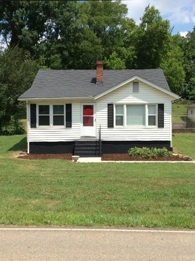 Knoxville Single Family Home For Sale: 5125 Strawplains Pike Pike