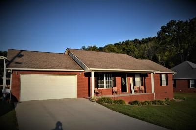 New Tazewell Single Family Home For Sale: 125 Mustang Lane