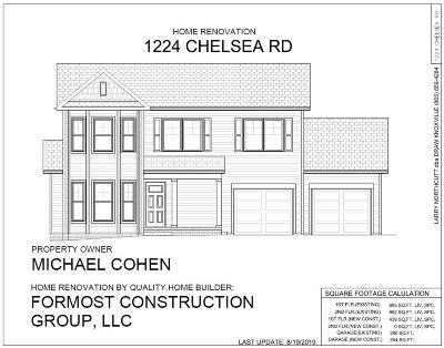 Knoxville Residential Lots & Land For Sale: 1224 Chelsea Rd