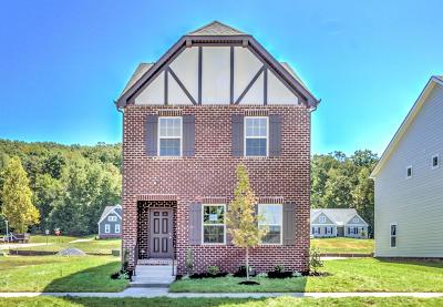 Oak Ridge Single Family Home For Sale: 106 Curie Ln (Lot 57)
