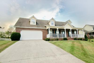 Maryville Single Family Home For Sale: 945 Carter Springs Drive