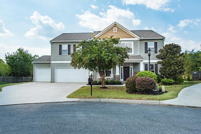 Knoxville TN Single Family Home For Sale: $318,000