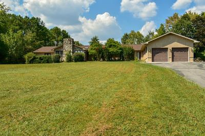 Knoxville Single Family Home For Sale: 9923 Westland Drive