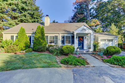 Knoxville Single Family Home For Sale: 6717 Stone Mill Drive