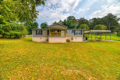 New Tazewell Single Family Home For Sale: 135 Shumate Drive