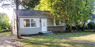 Knoxville Single Family Home For Sale: 3018 Wimpole Ave