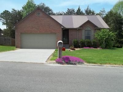 Knoxville Single Family Home For Sale: 7500 Lyle Bend Lane