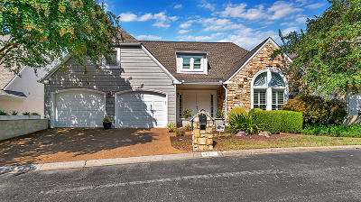 Knoxville Single Family Home For Sale: 2211 Breakwater Drive