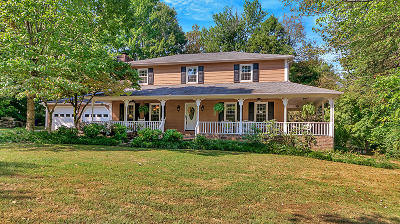 Knoxville Single Family Home For Sale: 11806 Cedar Bark Court