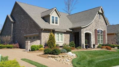 Knoxville Single Family Home For Sale: 12634 Brass Lantern Lane