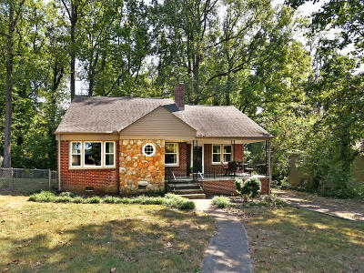 Knoxville Single Family Home For Sale: 210 Hartford Rd