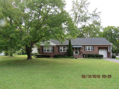 Fountain City Single Family Home For Sale: 4202 McCampbell Lane