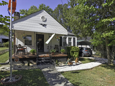 Knoxville Single Family Home For Sale: 4221 Tomlinson St