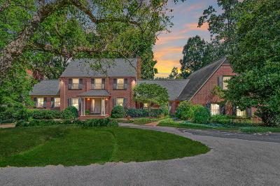 Knoxville Single Family Home For Sale: 802 Bluff Drive