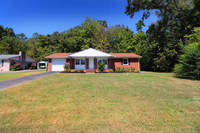 Knoxville Single Family Home For Sale: 6317 Milroy Lane