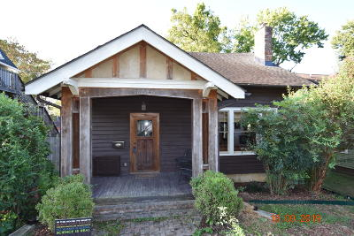 Knoxville Single Family Home For Sale: 1704 Jefferson Ave