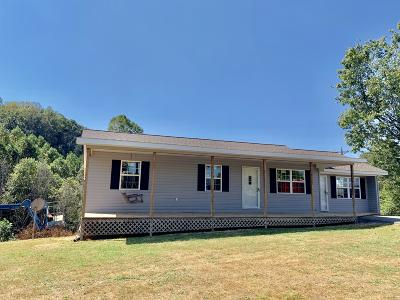 New Tazewell Single Family Home For Sale: 110 S Russell Road S Rd