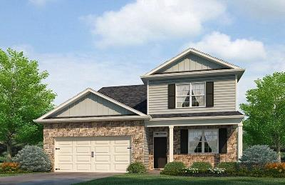 Knoxville TN Single Family Home For Sale: $280,160