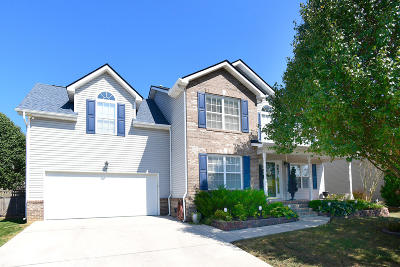 Knoxville TN Single Family Home For Sale: $267,900