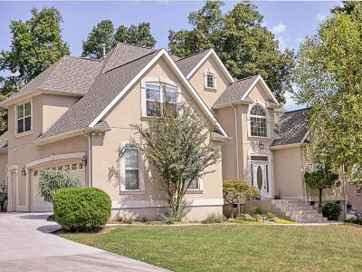 Powell Single Family Home For Sale: 325 Hickory Stone Lane