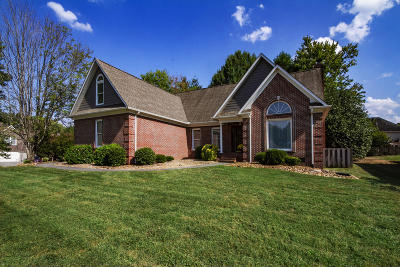 Knoxville Single Family Home For Sale: 400 Sundown Rd