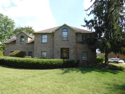 Knoxville Single Family Home For Sale: 4600 Gillcrest Drive