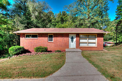 Knoxville Single Family Home For Sale: 4701 Hilltop Rd