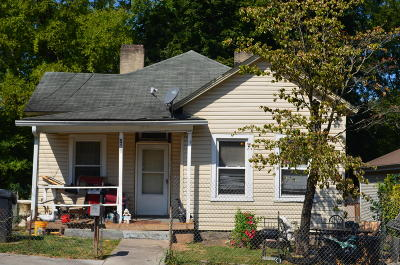 Knoxville Single Family Home For Sale: 513 Arthur St