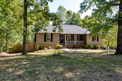 Knoxville Single Family Home For Sale: 7537 Christin Lee Circle