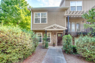 Knoxville Condo/Townhouse For Sale: 3915 Cherokee Woods Way #Apt 107