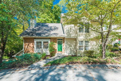Knoxville Condo/Townhouse For Sale: 1136 Harrogate Drive