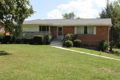 Knoxville Single Family Home For Sale: 332 Tedlo Lane