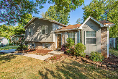 Knoxville Single Family Home For Sale: 6205 Silverbell Circle