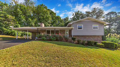 Knoxville Single Family Home For Sale: 2409 Monterey Rd