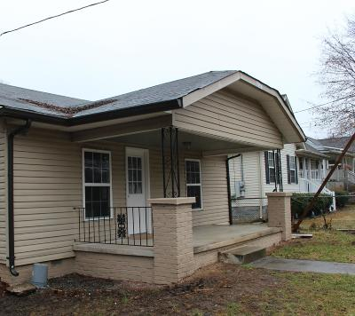 Knoxville Single Family Home For Sale: 2429 Selma Ave