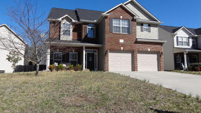 Knoxville TN Single Family Home Pending - Continue to Show - F: $240,000