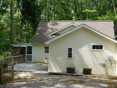 Single Family Home Sold: 466 E Cove Rd