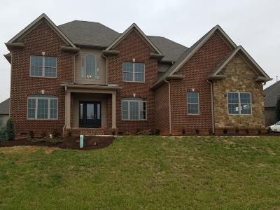 Knoxville Single Family Home For Sale: 12011 Inglecrest Lane