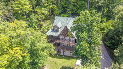 Blount County Single Family Home For Sale: 665 Country Club Rd