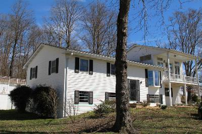 Single Family Home Pending - Continue to Show - F: 1106 Creek Rd