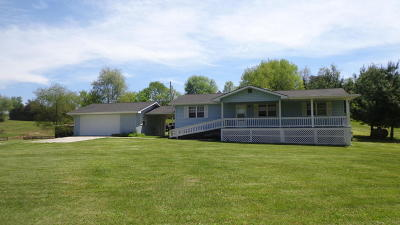 Speedwell TN Single Family Home Closed: $112,000