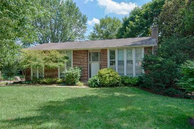 Single Family Home Sold: 641 Mize Circle