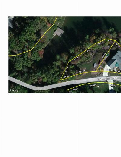 Residential Lots & Land For Sale: Lot 6 Lake Island Way